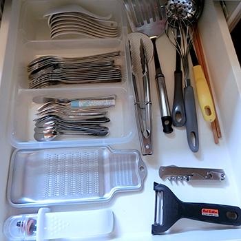 8名様用コテージキッチン用品
